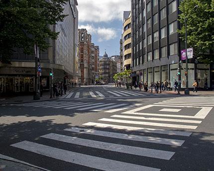 Gran Vía Bilbao