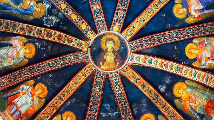 Iglesia de San Salvador de Cora