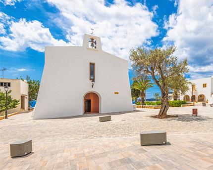 pueblos Ibiza