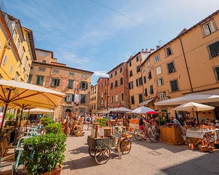 Mercados de Roma