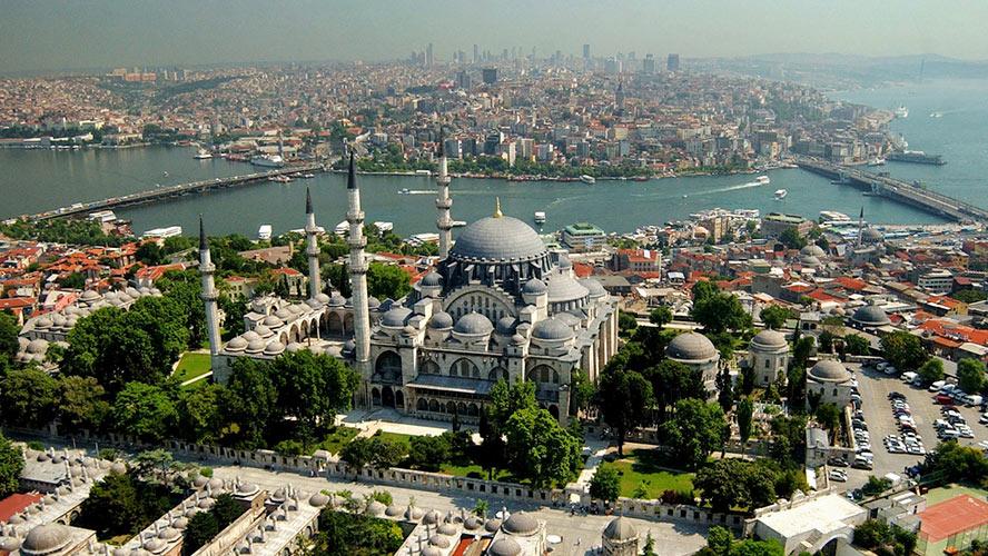 Mezquita Suleiman