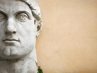 Estatua Colosal Constantino