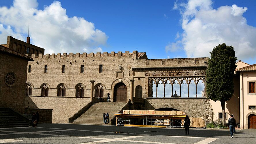 Palacio dei Papi