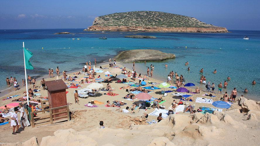 Playa de Cala Comte