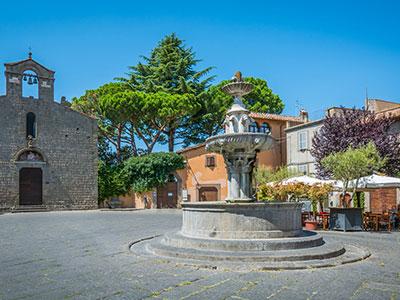 Plaza San Pellegrino