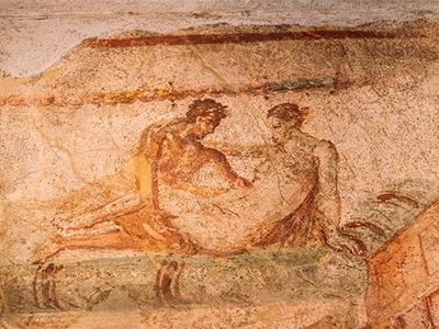 Frescos Pompeya