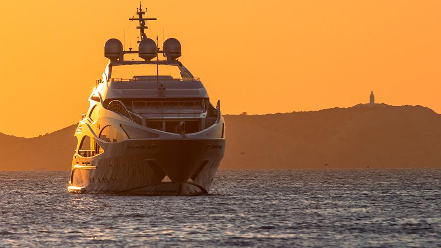 Lujoso Yate en Ibiza