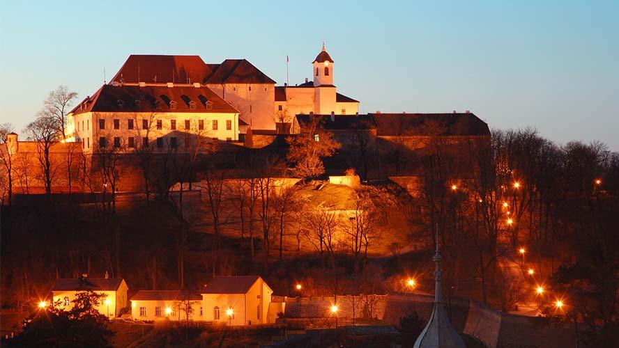 Castillo de Brno