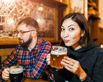 Cervecerías en Praga