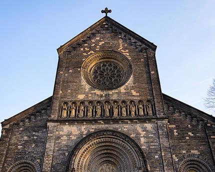 iglesia de san cirilo praga
