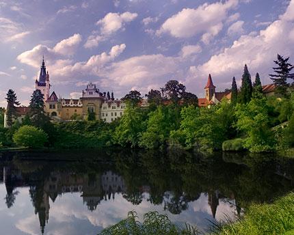 Jardín Botánico de Praga