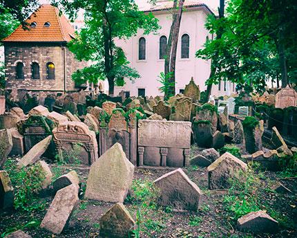 Josefov, el Barrio Judío de Praga