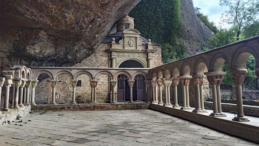 Monasterio de San Juan de Peña