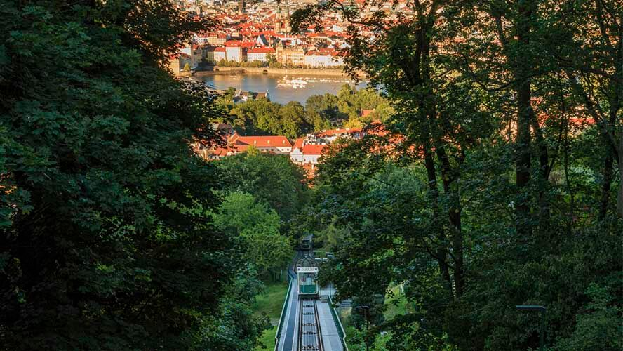Funicular Monte Petrin
