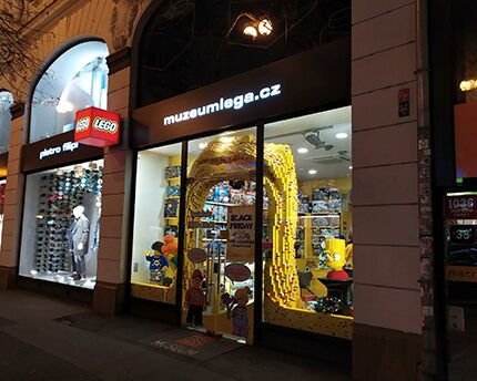 Museo de Lego en Praga