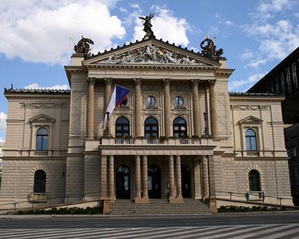 Ópera de Praga