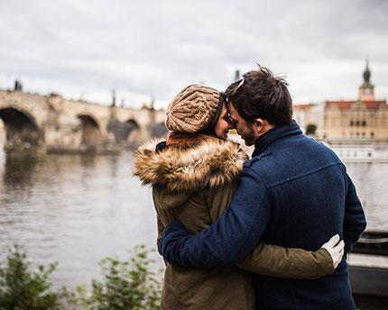 Planes románticos en Praga