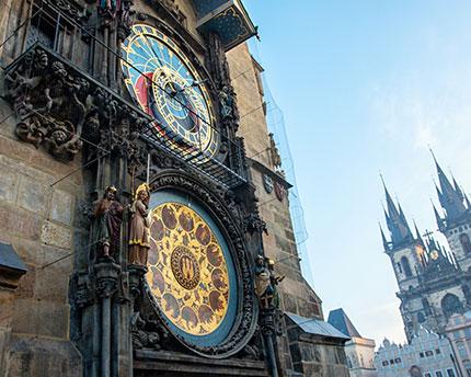 El Reloj Astronómico