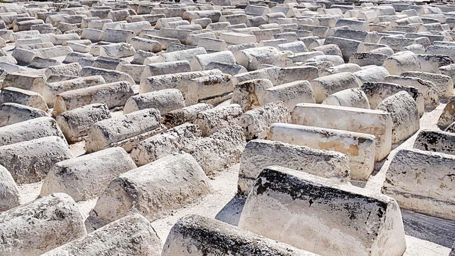 Cementerio Judio de Marrakech