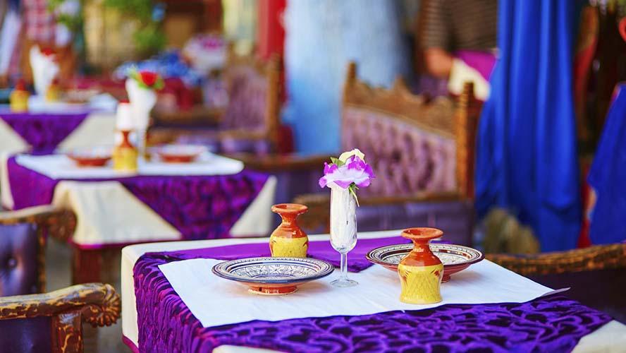 Restaurante populares en Marrakech
