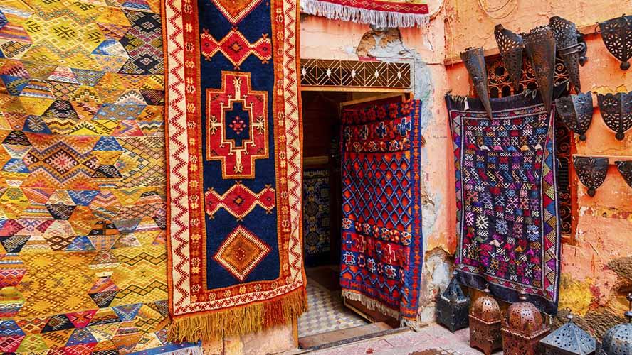 Alfombras Marrakech