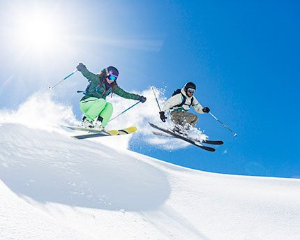 Estaciones de esquí en Huesca