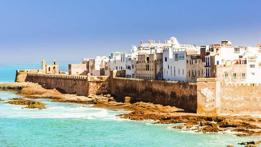 Disfruta del mar en Essaouria