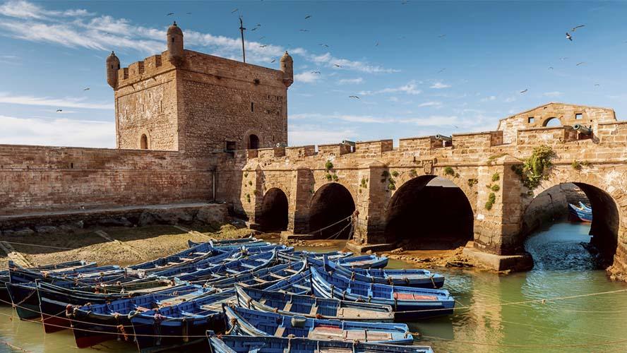 Descubre los encantos de Essaouria
