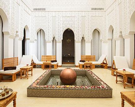 Ritual del hamman en Marrakech