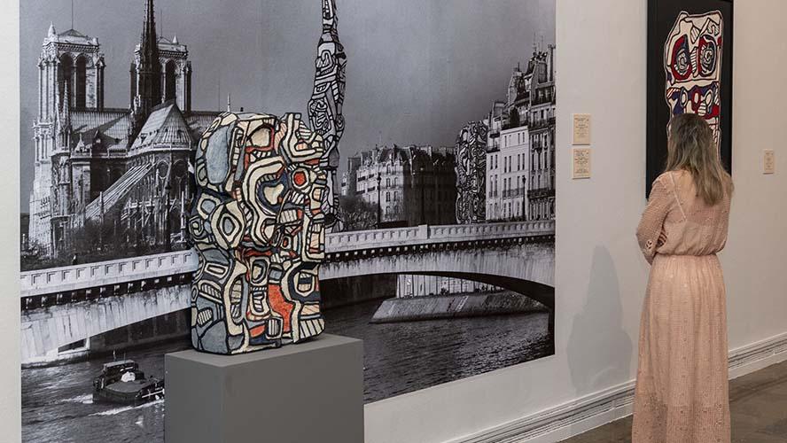 Obras de Jean Dubuffet