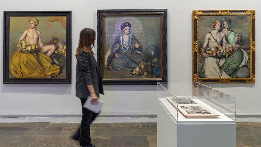 Exposición Orientalismos