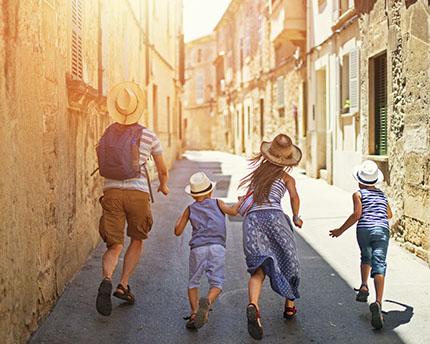Marrakech con Niños