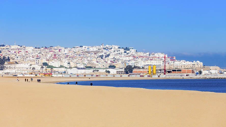 Playa del Tanger