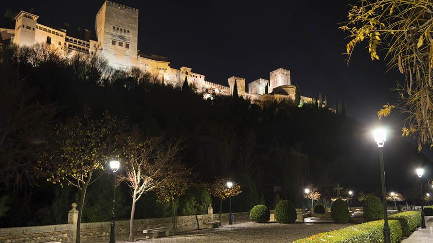 Qué ver en Granada, el Paseo de los Tristes