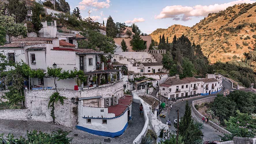 Qué ver en Granada, Sacromonte