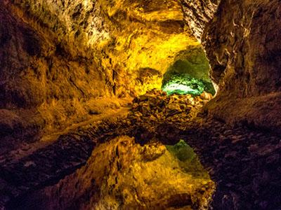 Qué visitar en Lanzarote, Cueva de los Verdes