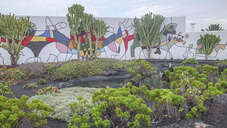 Qué ver en Lanzarote, Fundación Cesar Manrique