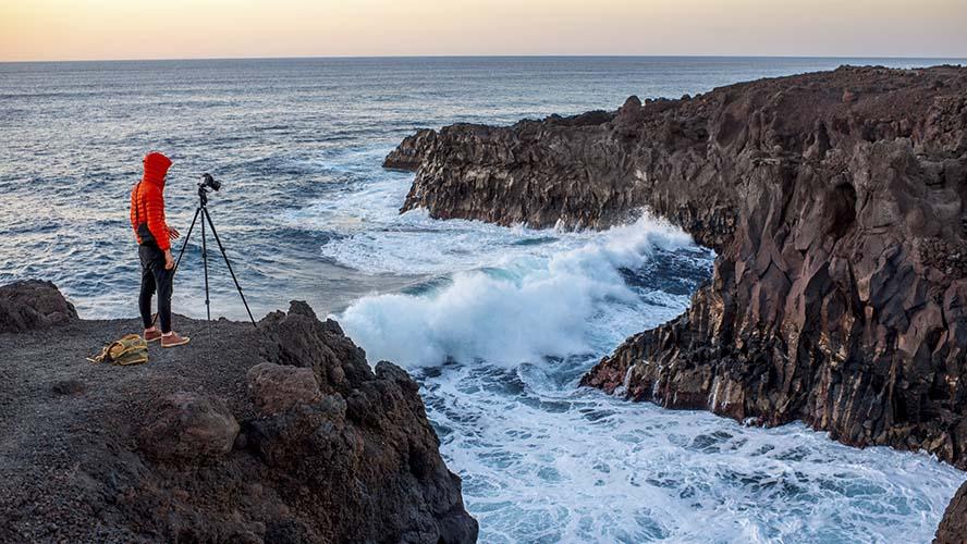 Qué ver en Lanzarote, Hervideros