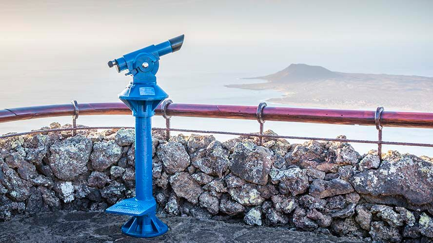 Qué ver en Lanzarote, Mirador del Río