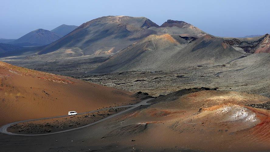 Qué visitar en Lanzarote, Timanfaya