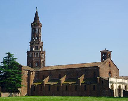 Abadía de Chiaravalle