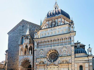 Básilica de Santa María, Bergamo