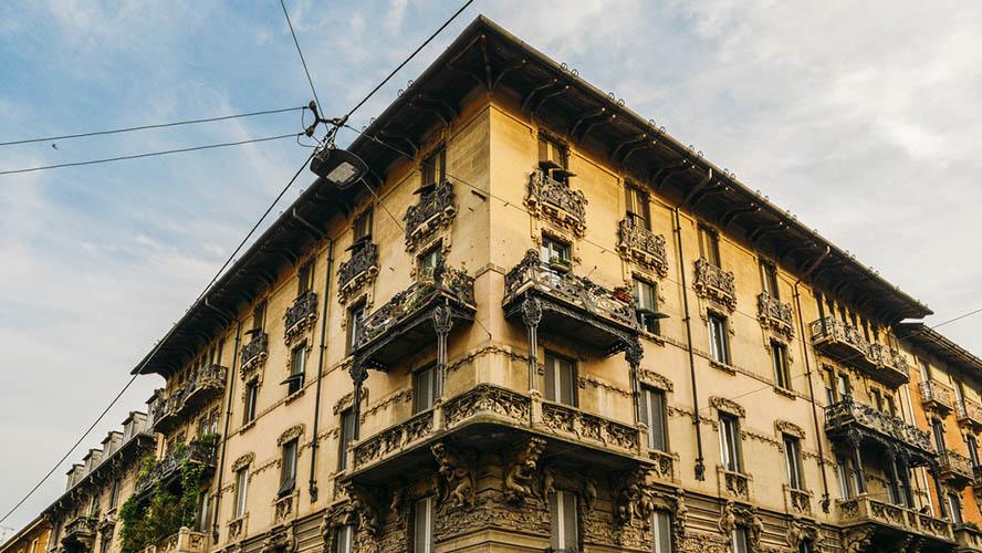 Porta Venecia, Brera