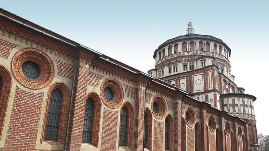 Iglesia del Cenacolo Vinciano