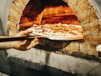 Pizzería en Milán