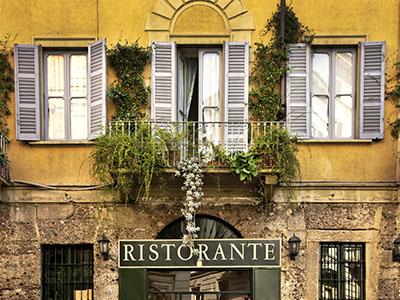 Ristorante en Milán