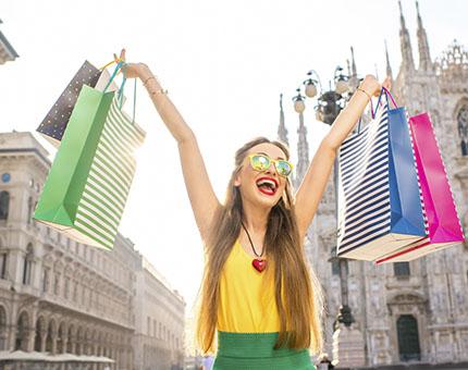 Dónde ir de compras en Milán