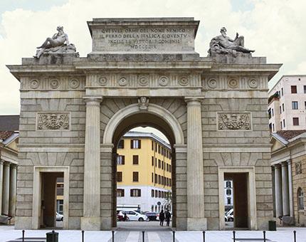 Corso Como de Milán