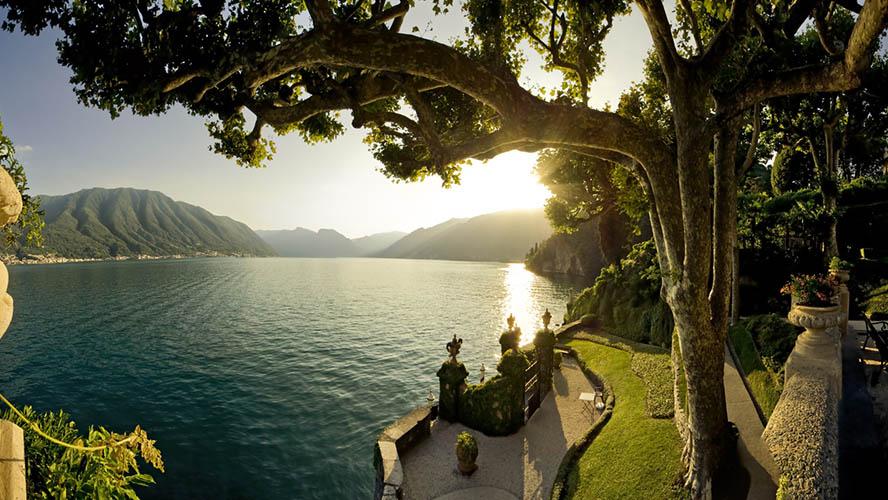 Vistas del Lago di Como