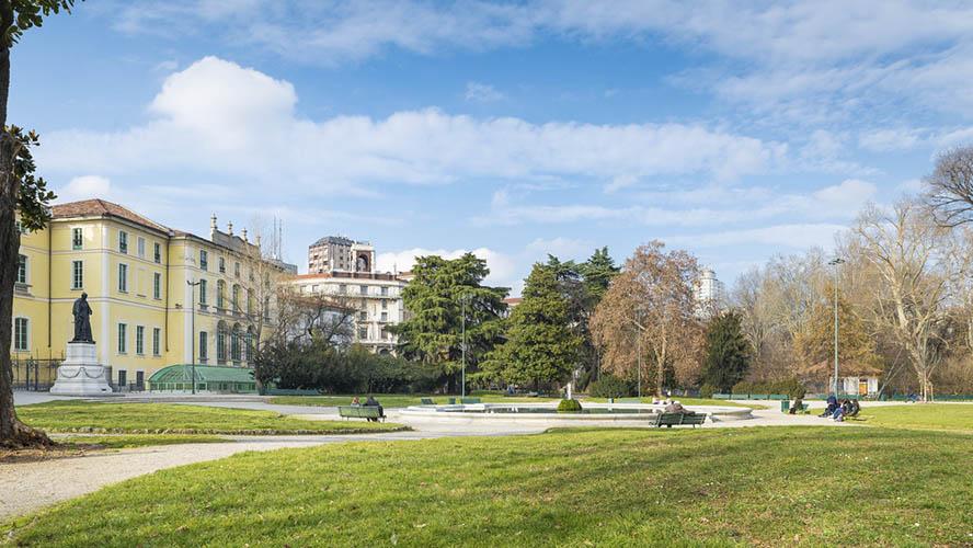 Jardines de Indro Montanelli